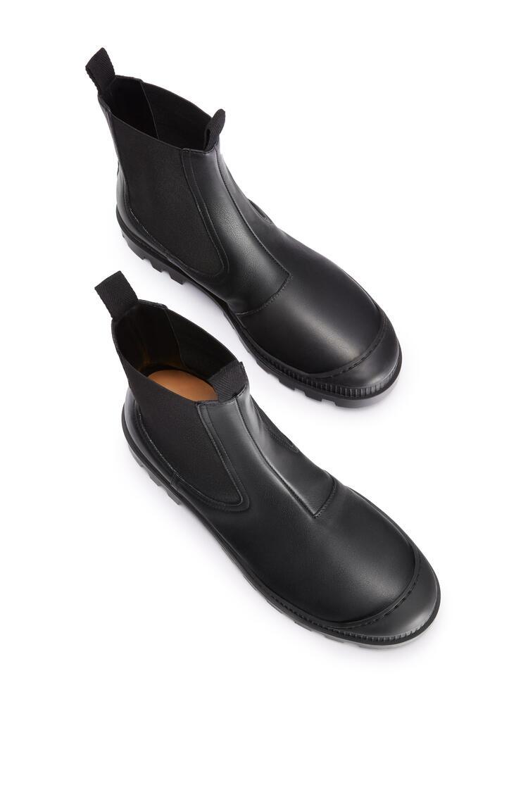 LOEWE Chelsea boot in calfskin Black pdp_rd