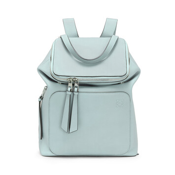 LOEWE Goya Small Backpack 水绿色 front