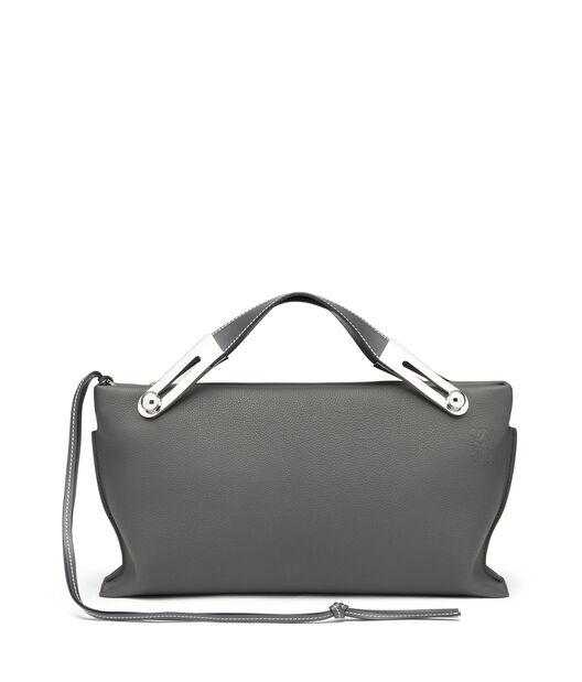LOEWE Missy Bag 煤灰色 front