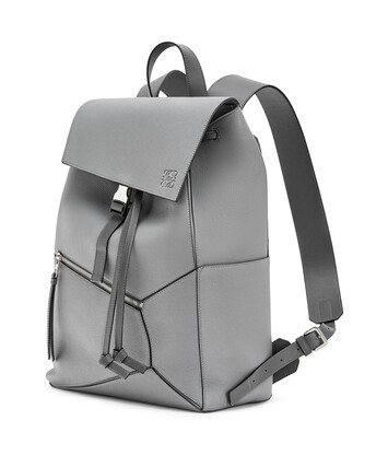 LOEWE Puzzle Backpack 青铜色 front