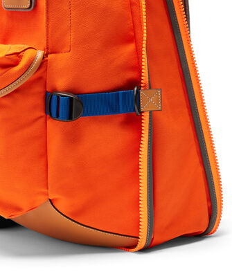LOEWE Eye/Loewe/Nature Mochila Naranja front