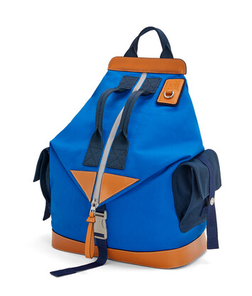 LOEWE Eln Convertible Electric Blue/Navy Blue front