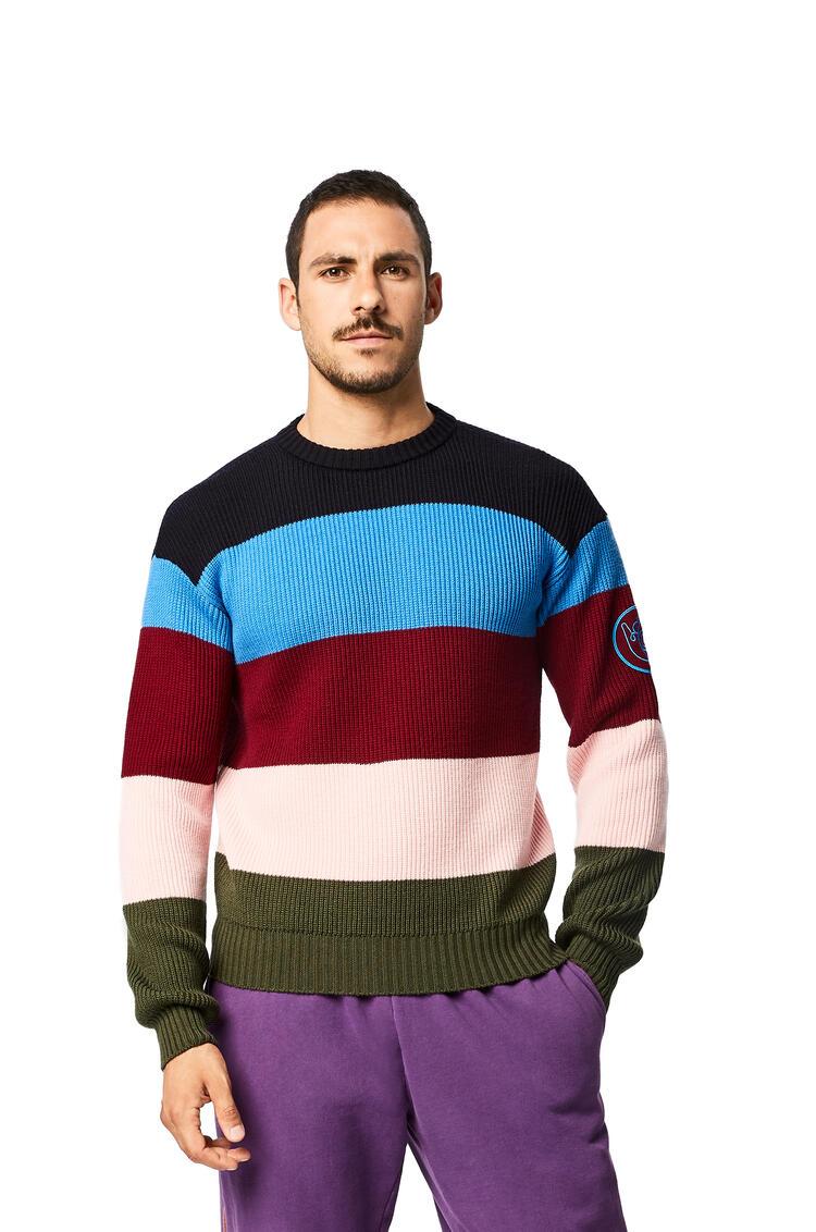 LOEWE Sweater in wool Multicolor pdp_rd