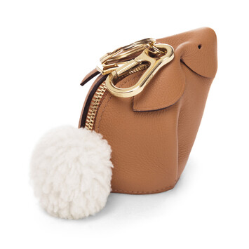 LOEWE Bunny Charm Light Caramel front