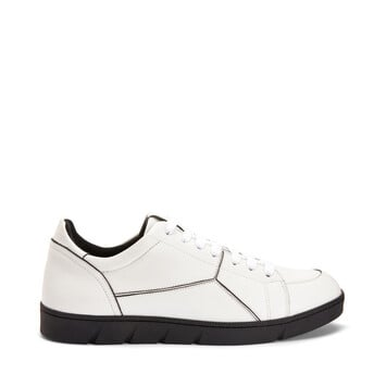 LOEWE Puzzle Sneaker White front