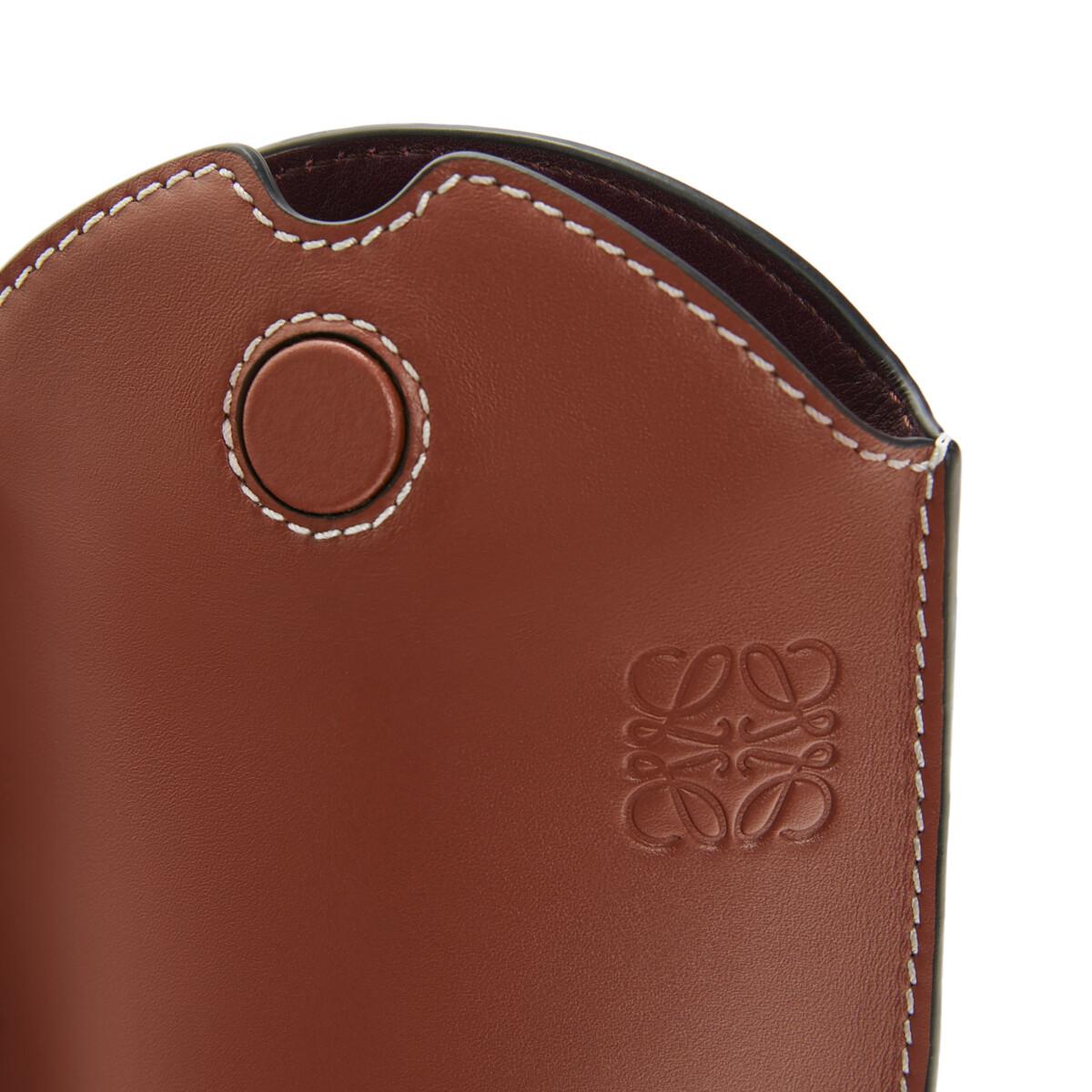 LOEWE Gate Pocket ラスティーカラー front