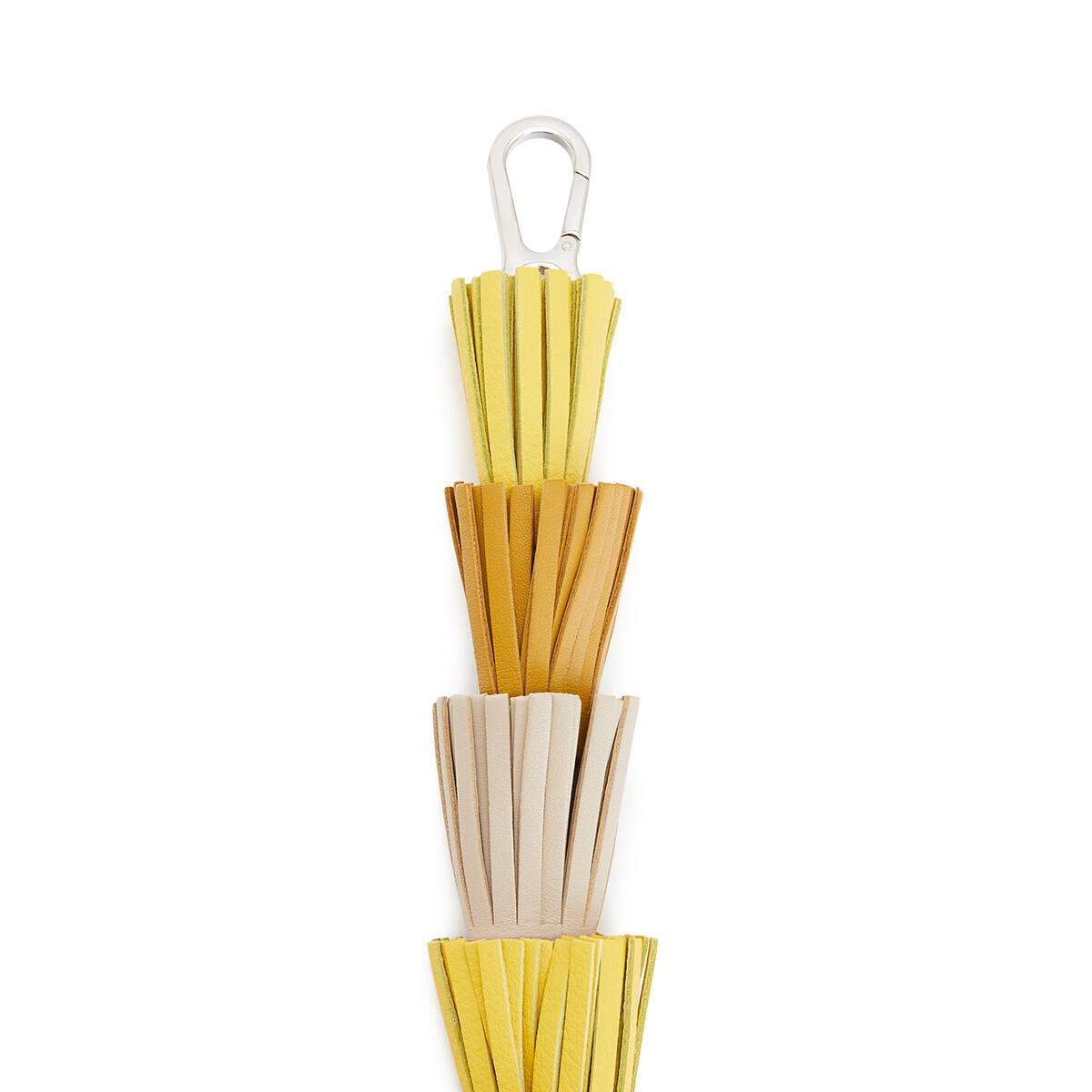 LOEWE Tassel Strap Ochre/Yellow front