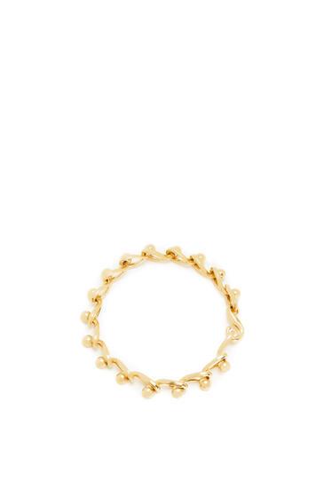 LOEWE Collar en metal Oro pdp_rd