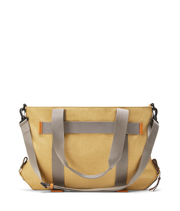 LOEWE Eye/Loewe/Nature Tote Bag Gold front