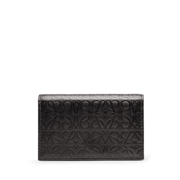LOEWE Repeat Business Cardholder 黑色 front