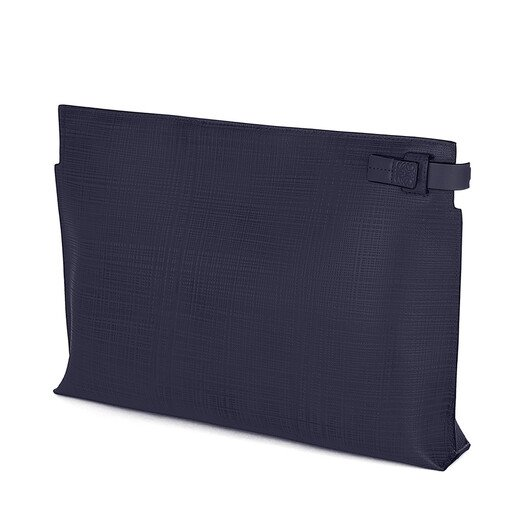 LOEWE T Pouch Linen Marino front