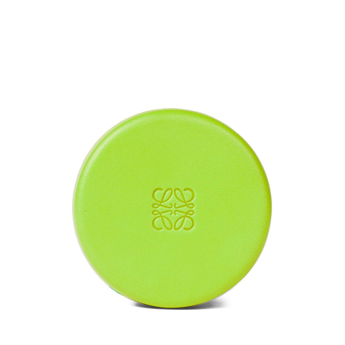 LOEWE ボックスマウススモール Pistachio Green front