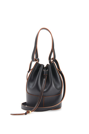 LOEWE Small Balloon bag in nappa calfskin ブラック pdp_rd