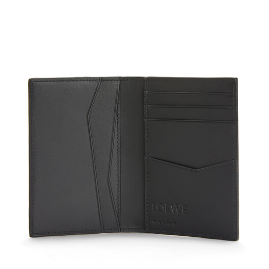 LOEWE Puzzle Bifold Card Deep Blue/Green front