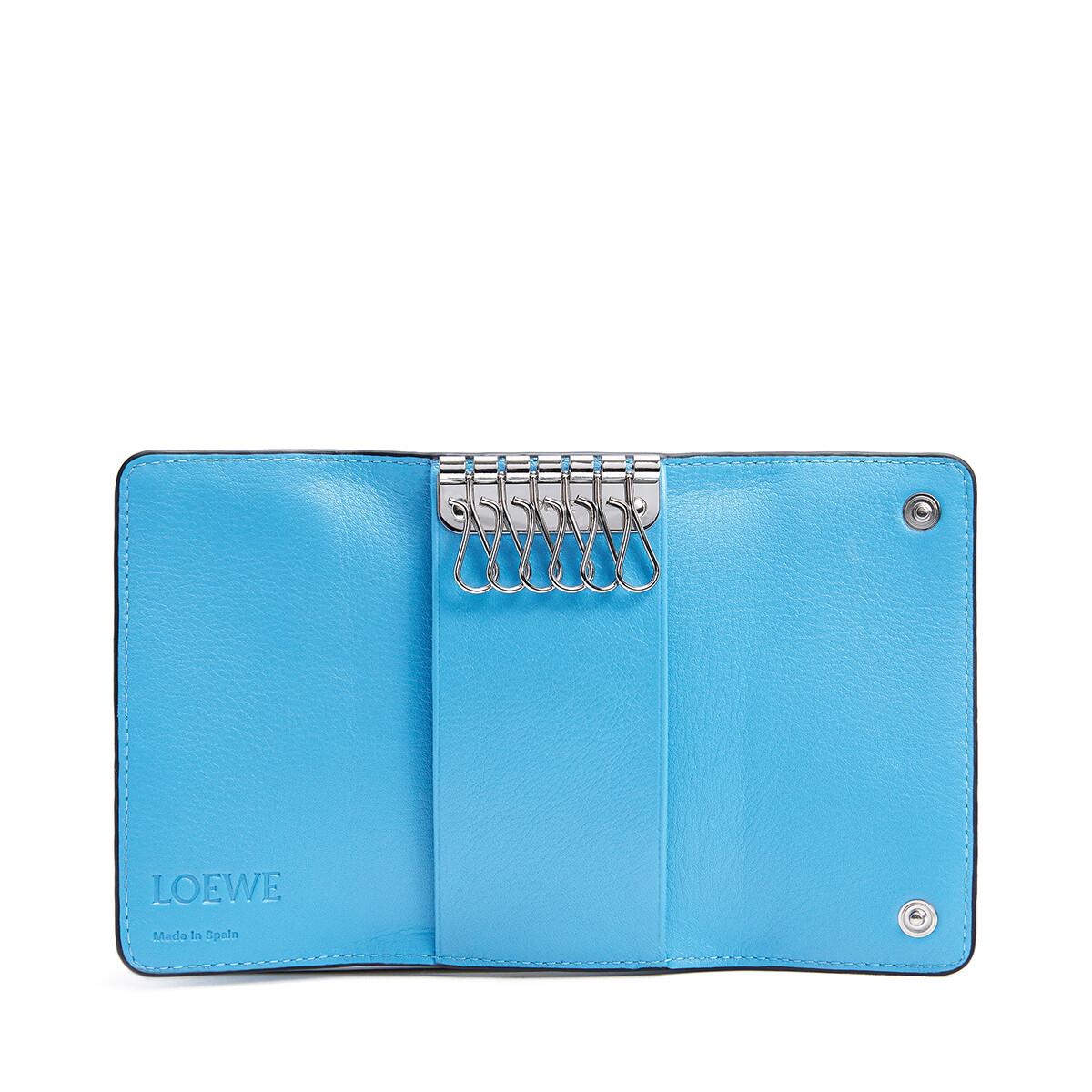 LOEWE Repeat 6 Keys Keyring 天空蓝 front