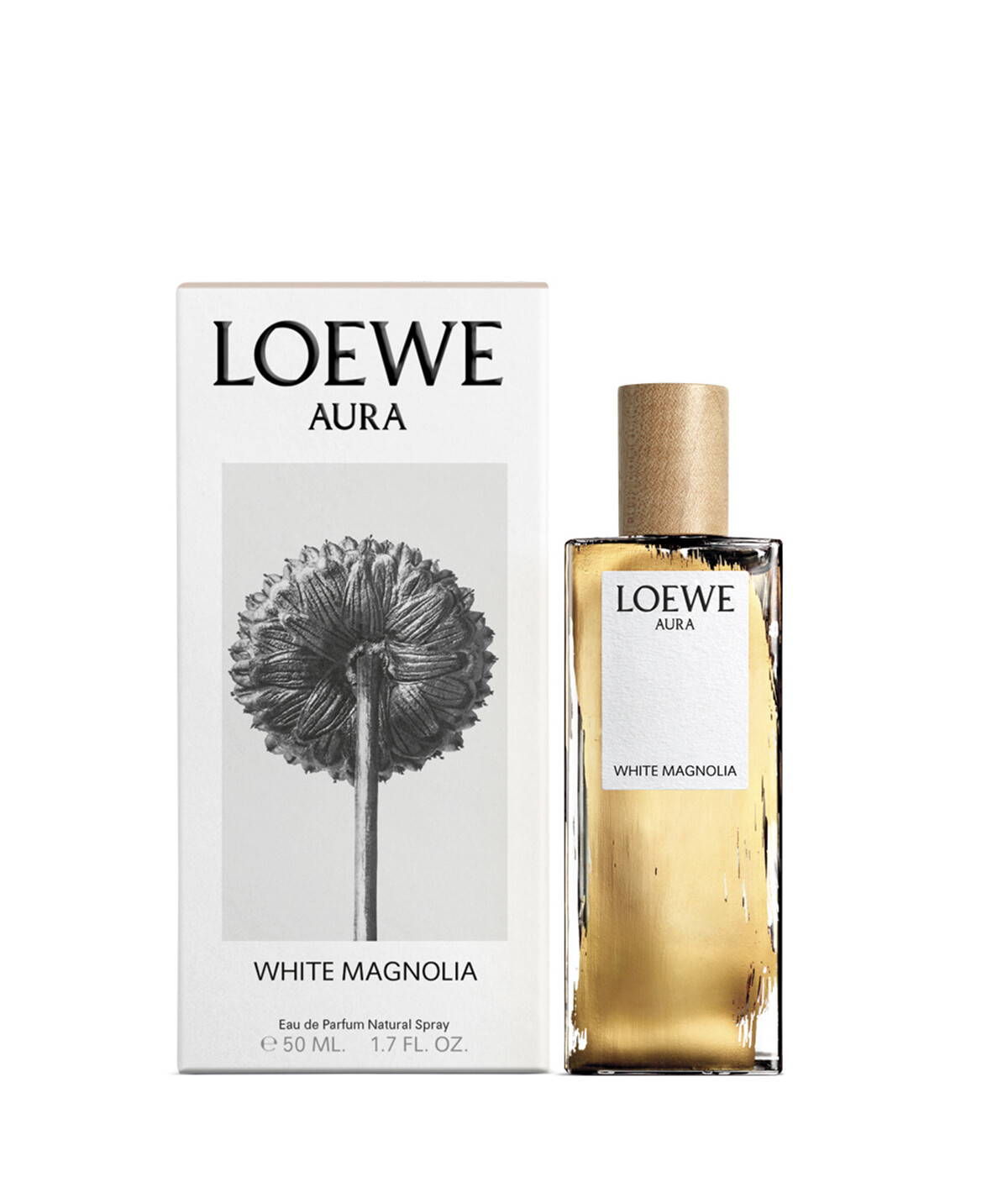 LOEWE Loewe Aura White Magnolia Edp 50Ml Colourless front