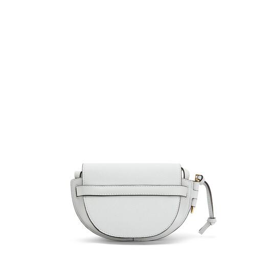 LOEWE Gate Mini Bag Kaolin front
