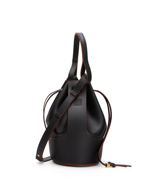 LOEWE Balloon Bag Black front