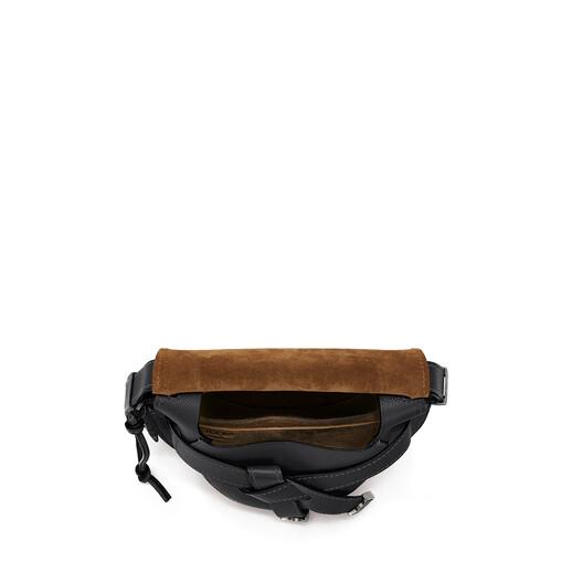 LOEWE Gate Western Small Bag ブラック front