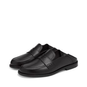 LOEWE Slip On Loafer Negro/Negro front