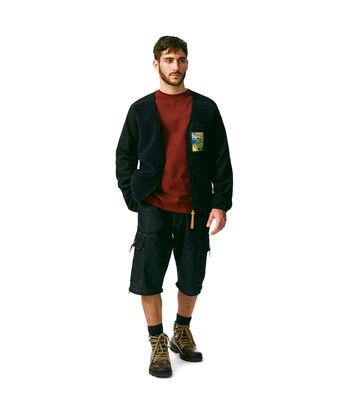 LOEWE Fleece Jacket Azul front
