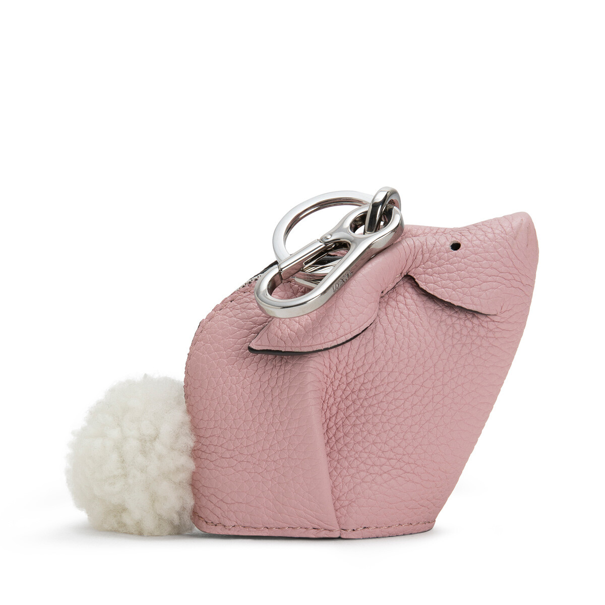 LOEWE Bunny Charm Pastel Pink front
