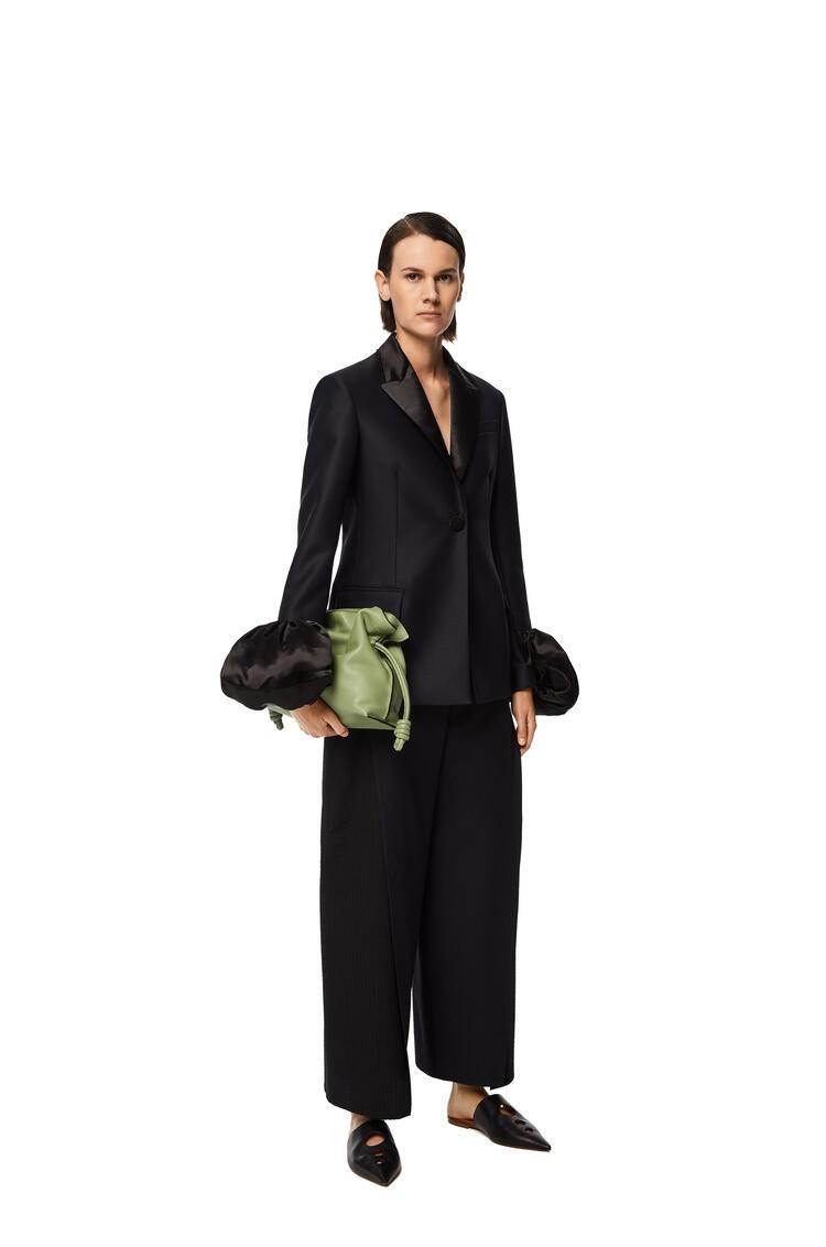 LOEWE Flamenco clutch in nappa calfskin Rosemary pdp_rd