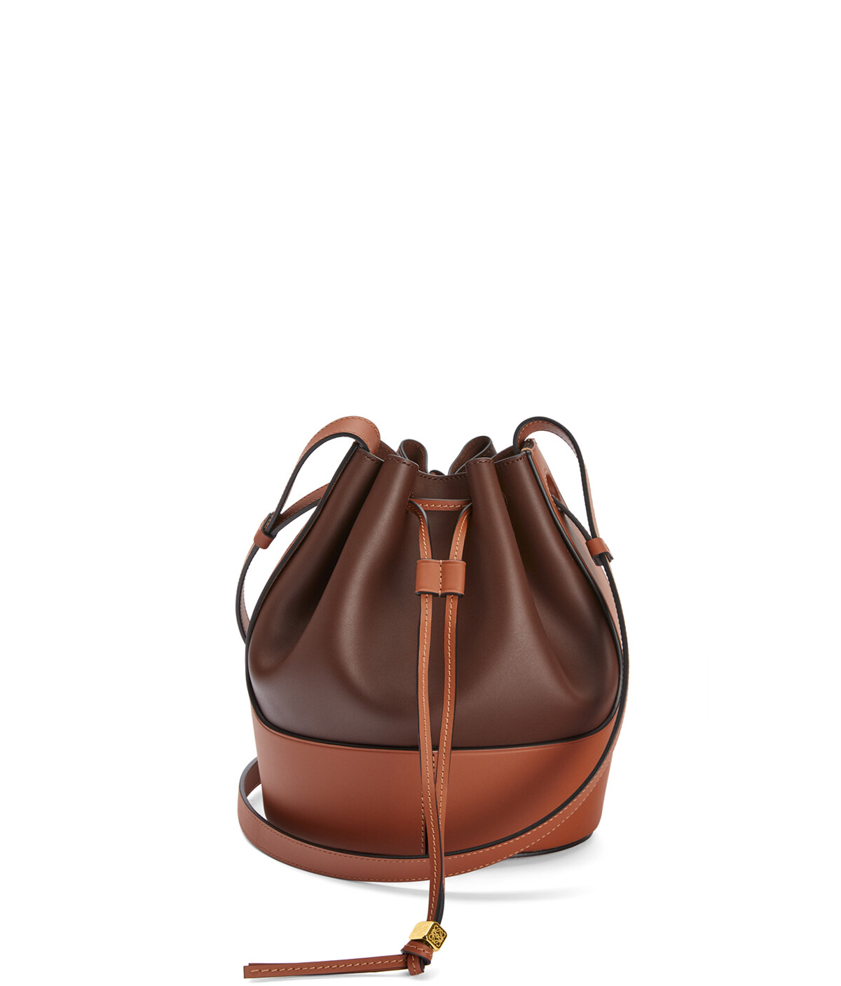 LOEWE Balloon Small Bag Hazelnut/Tan front