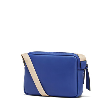 LOEWE Military Messenger Xs Bag Pacific Blue front