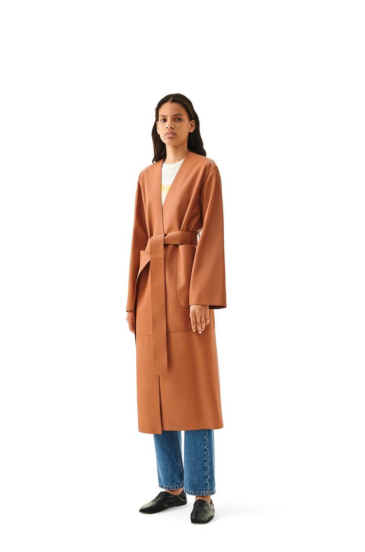 LOEWE LONG COAT Bronceado pdp_rd