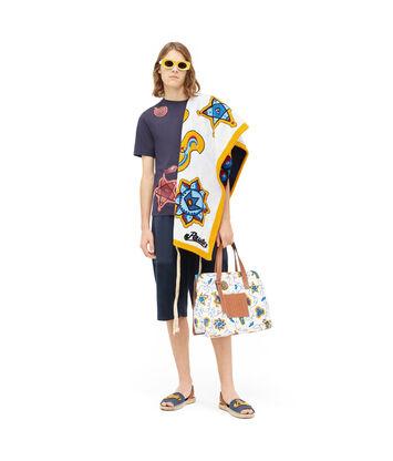 LOEWE Paula Print T-Shirt Marino front