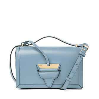 LOEWE Barcelona Bag Stone Blue front