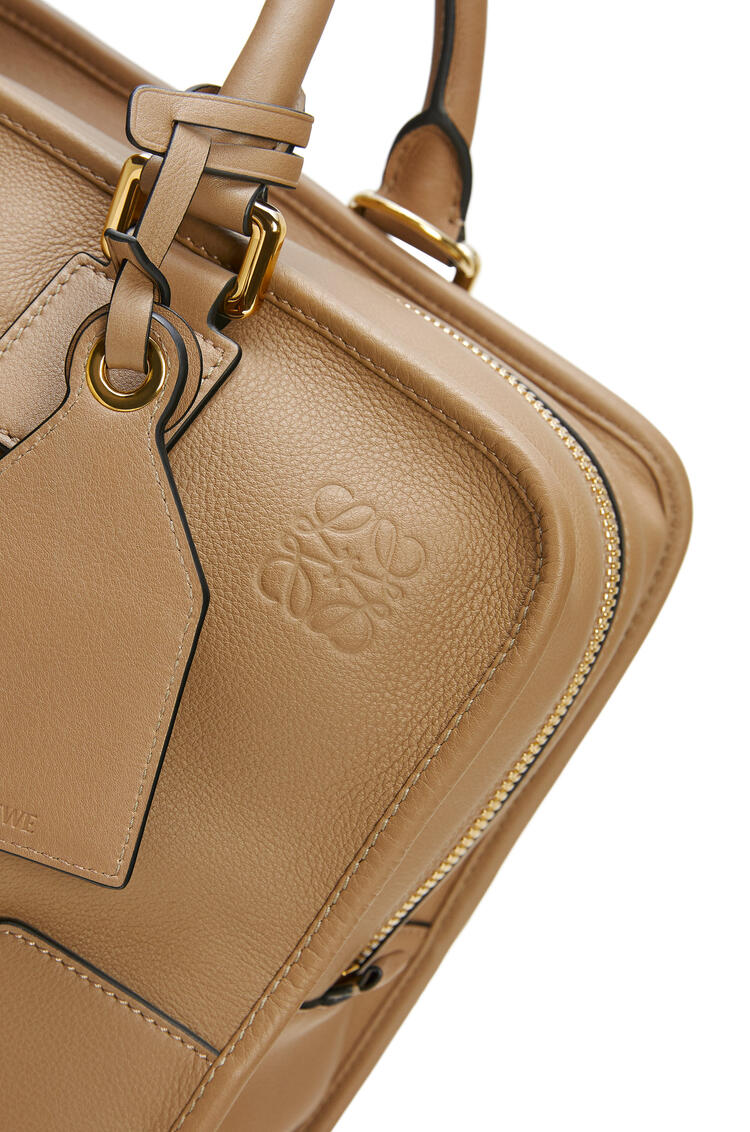 LOEWE Amazona bag in classic calfskin Mink Color pdp_rd