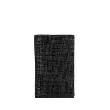 LOEWE Compact Wallet 黑色 front