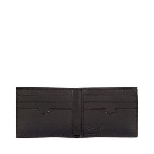 LOEWE 6 Cards Bifold 黑色 front