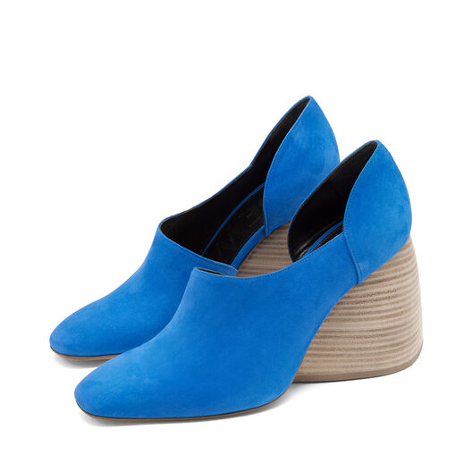 LOEWE Flex Loafer 90 Azul all