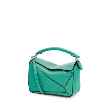LOEWE パズルバッグ ミニ (クラシック カーフスキン) emerald green pdp_rd