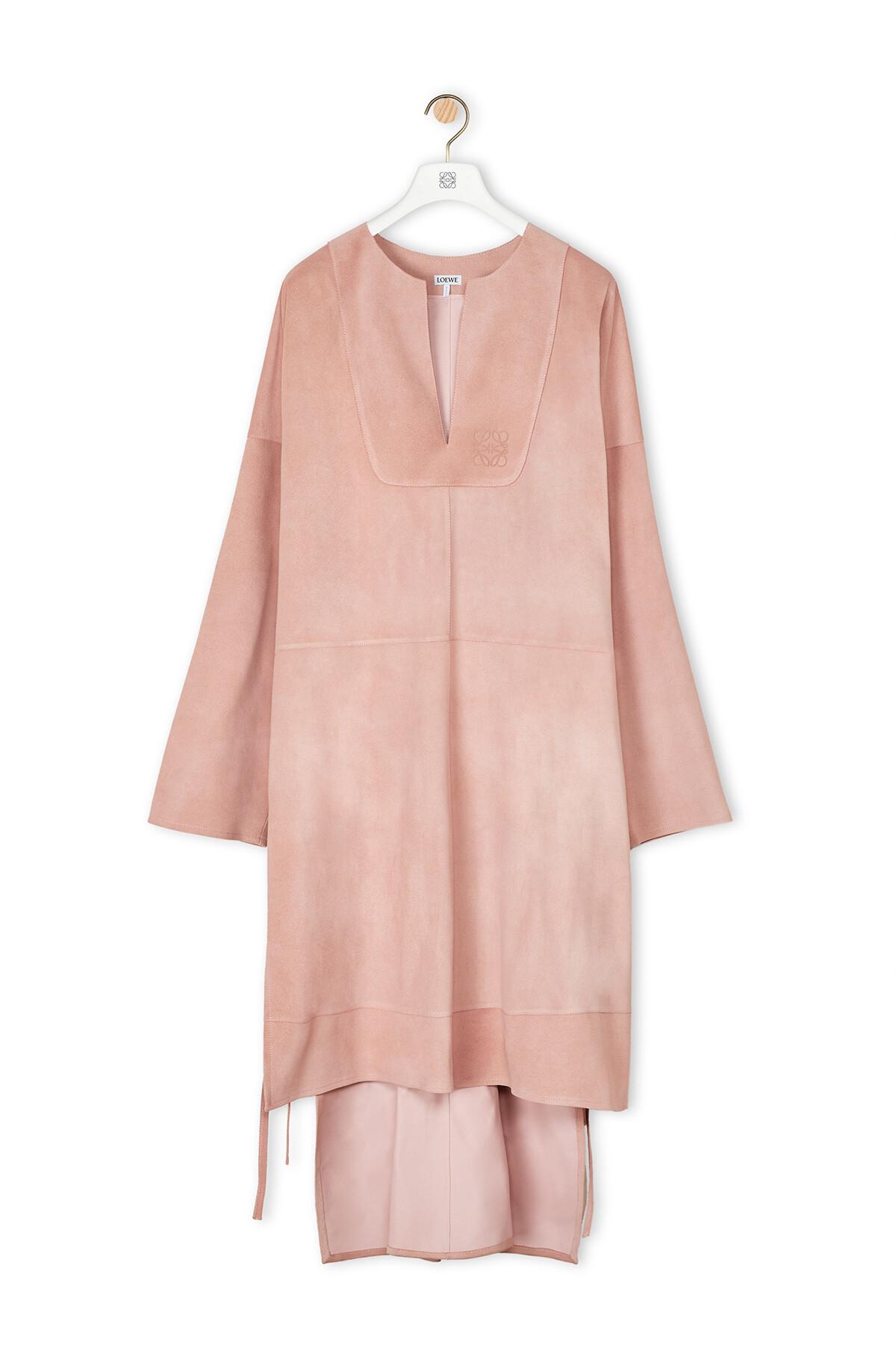 LOEWE Long Tunic Pink front