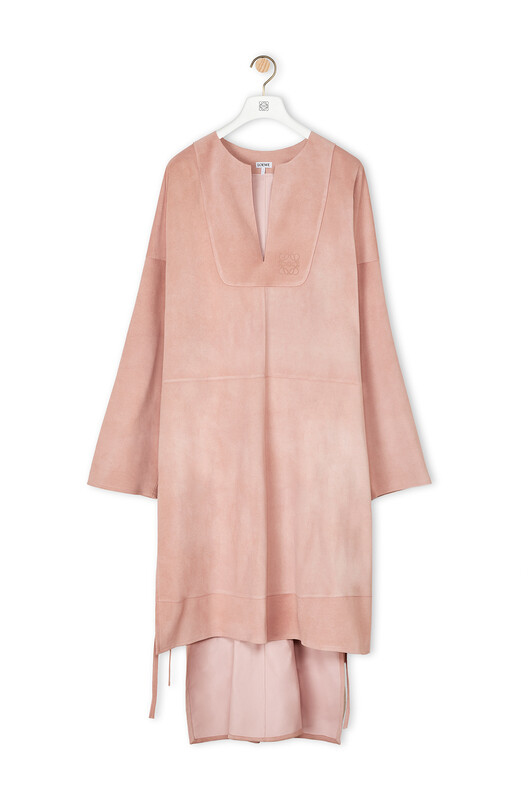 LOEWE Long Tunic ピンク front