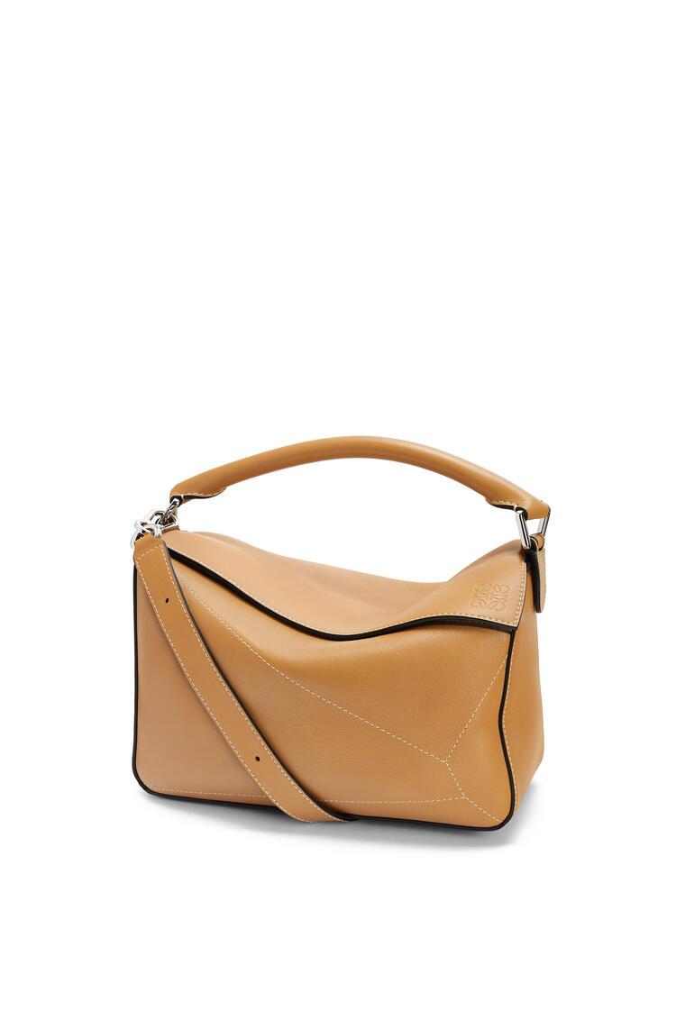 LOEWE Puzzle Soft bag in nappa calfskin Warm Desert pdp_rd