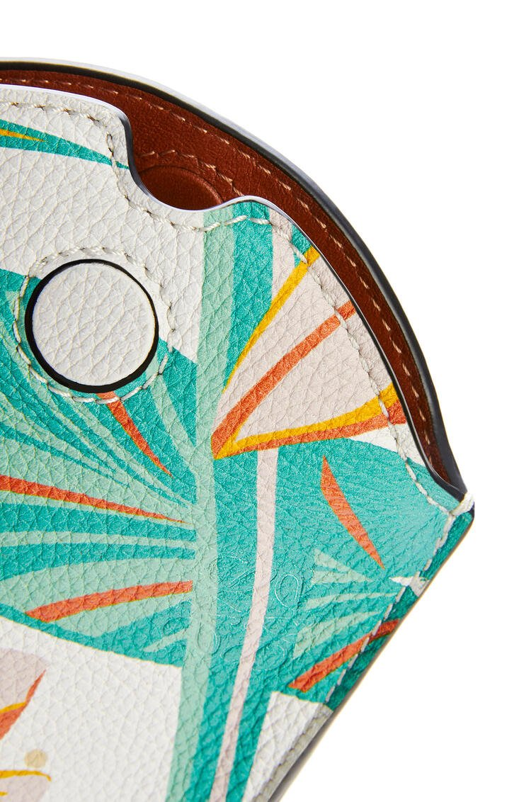 LOEWE Gate pocket in printed classic calfskin White pdp_rd