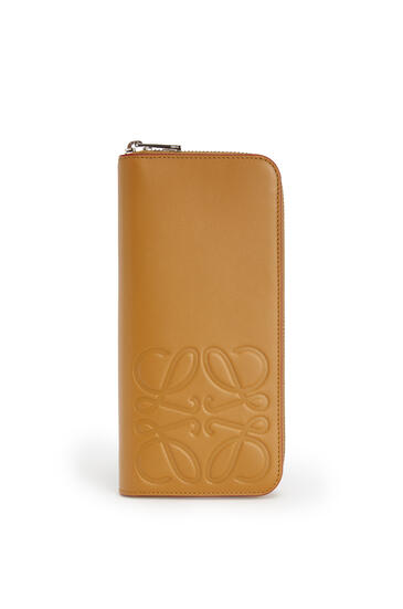 LOEWE Open wallet in calfskin Honey pdp_rd