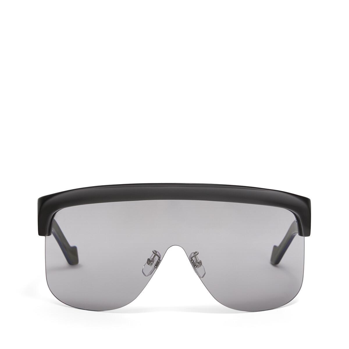 LOEWE Show Sunglasses Black front