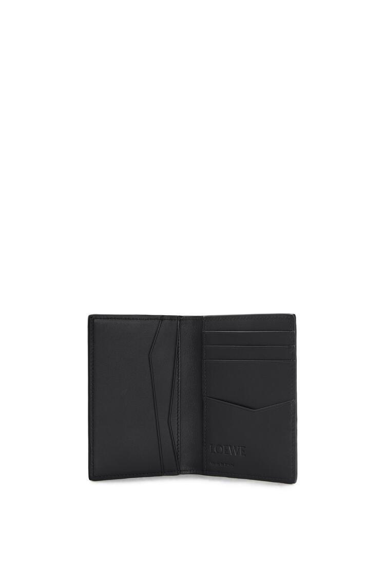 LOEWE Puzzle bifold card in calfskin Cognac pdp_rd