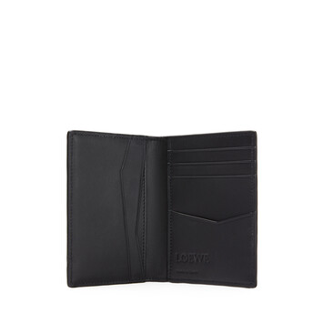 LOEWE Puzzle Bifold Card Black front