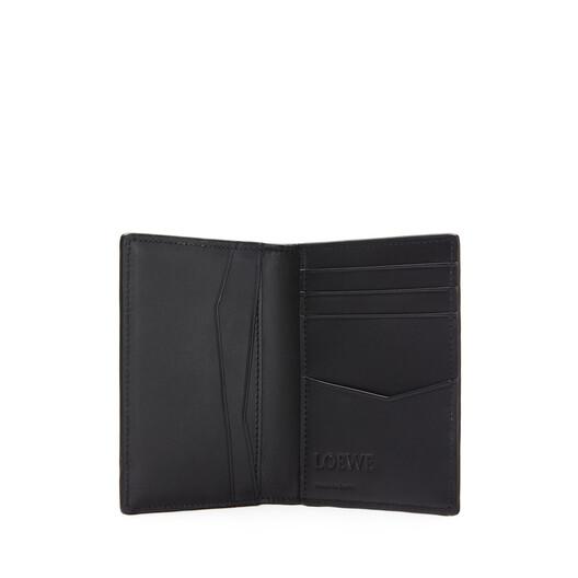 LOEWE Puzzle Bifold Card Black front