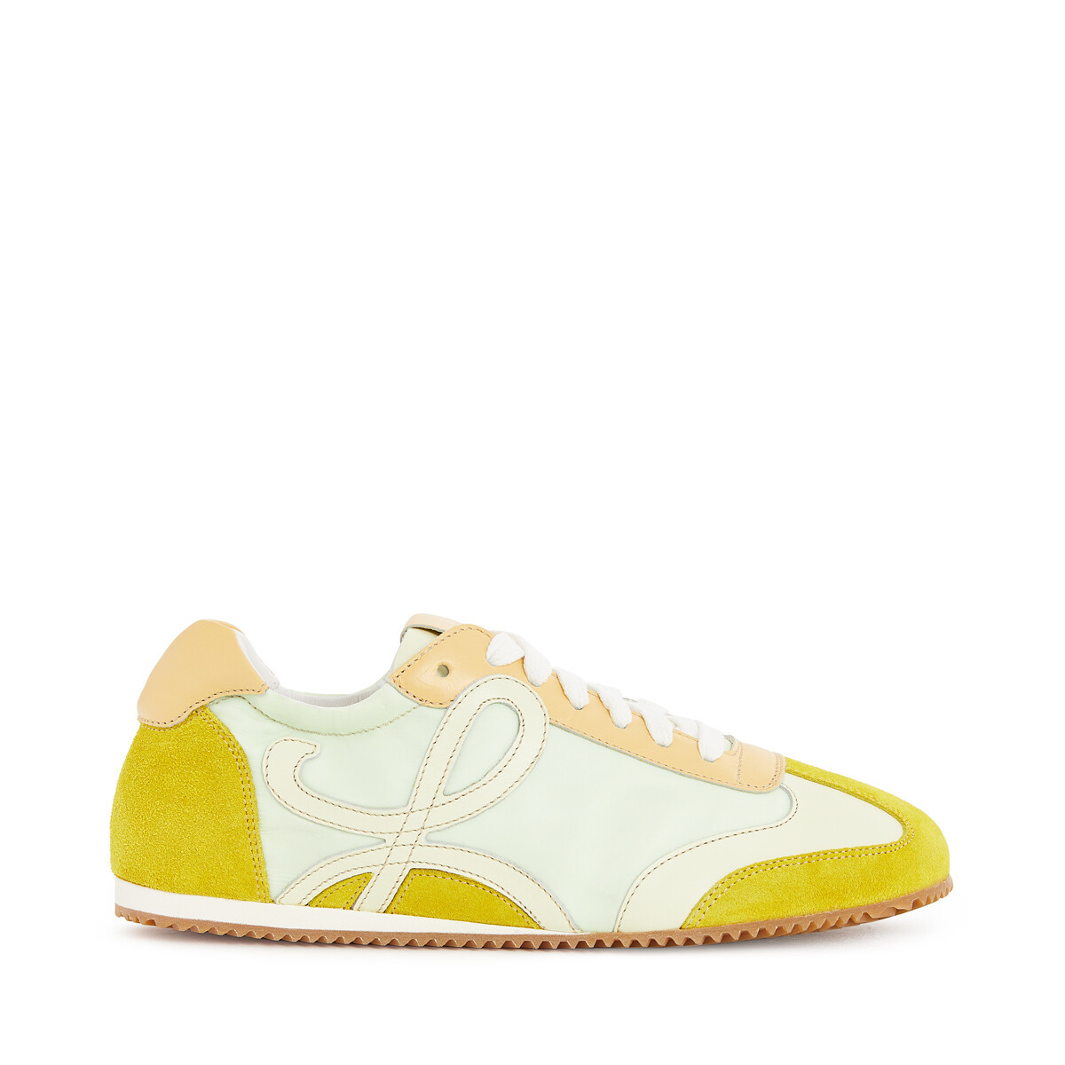 LOEWE Ballet Runner yellow multitone front