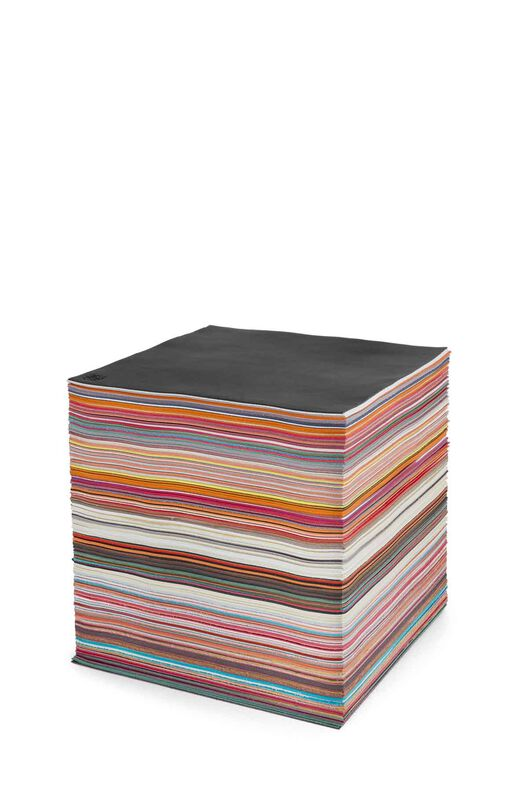 LOEWE Stack Of Leather Multicolor all