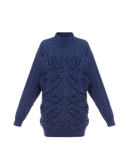 Cable Knit Sweater Anagram