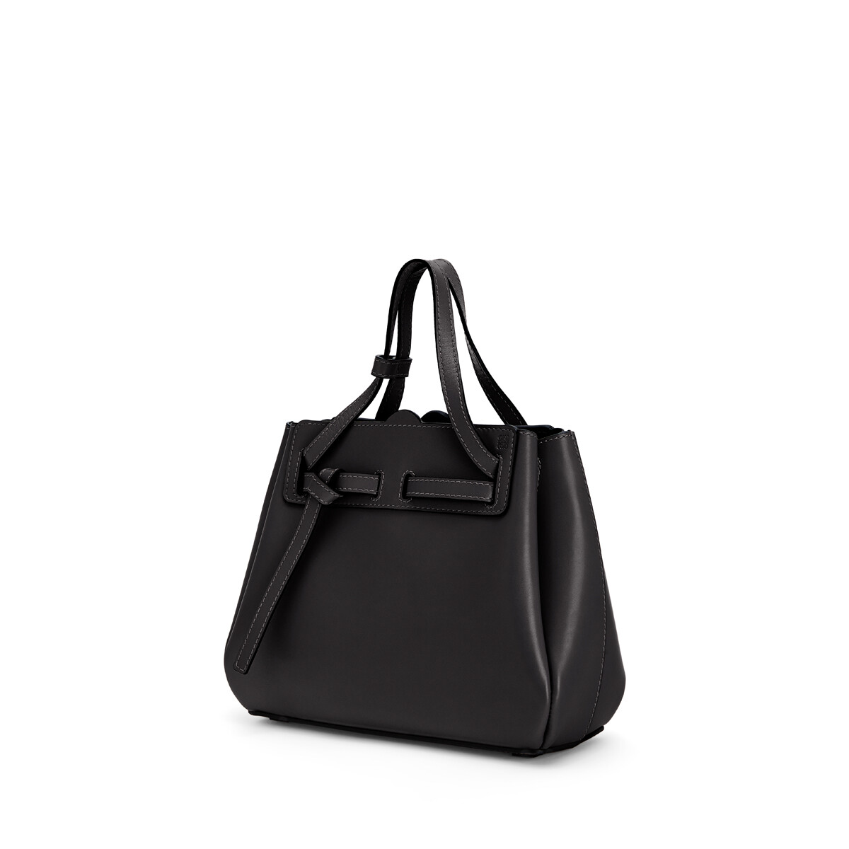 LOEWE Lazo Mini Bag Black front